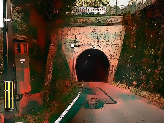 Kiyotaki tunnel a haunted place of japan