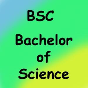 BSC Full Form
