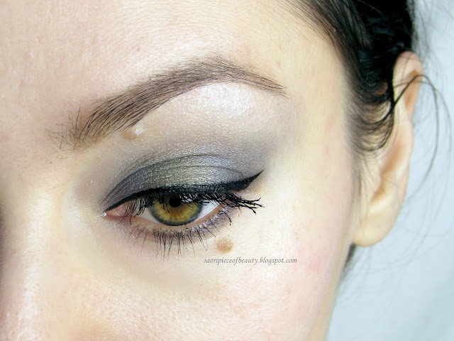 Подводка-маркер SUPER SKINNY EYE MARKER от NYX / блог A piece of beauty