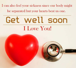 get well soon sweetheart