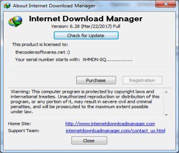 Internet Download Manager 6.28 Screenshot 4