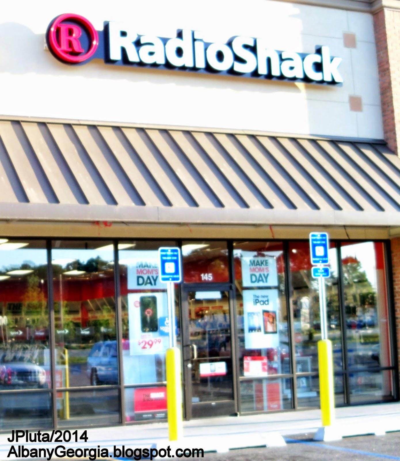 Radio Shack Stores: ALBANY GEORGIA Dougherty Restaurant Bank Hotel Attorney Dr