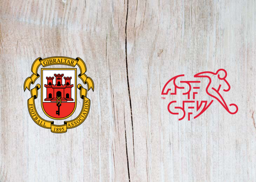Gibraltar vs Switzerland -Highlights 18 November 2019