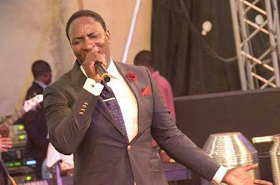 GPM Exclusive! How Prophet Jeremiah Omoto Fufeyin escaped dangerous Trailer accident