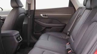 مواصفات سيارة هيونداي سوناتا 2021