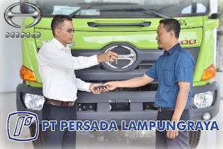 Hino dan Suzuki (PT. Persada Lampung Raya)