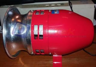 Darmatek Jual Sirine MS-390 Horn Sirine