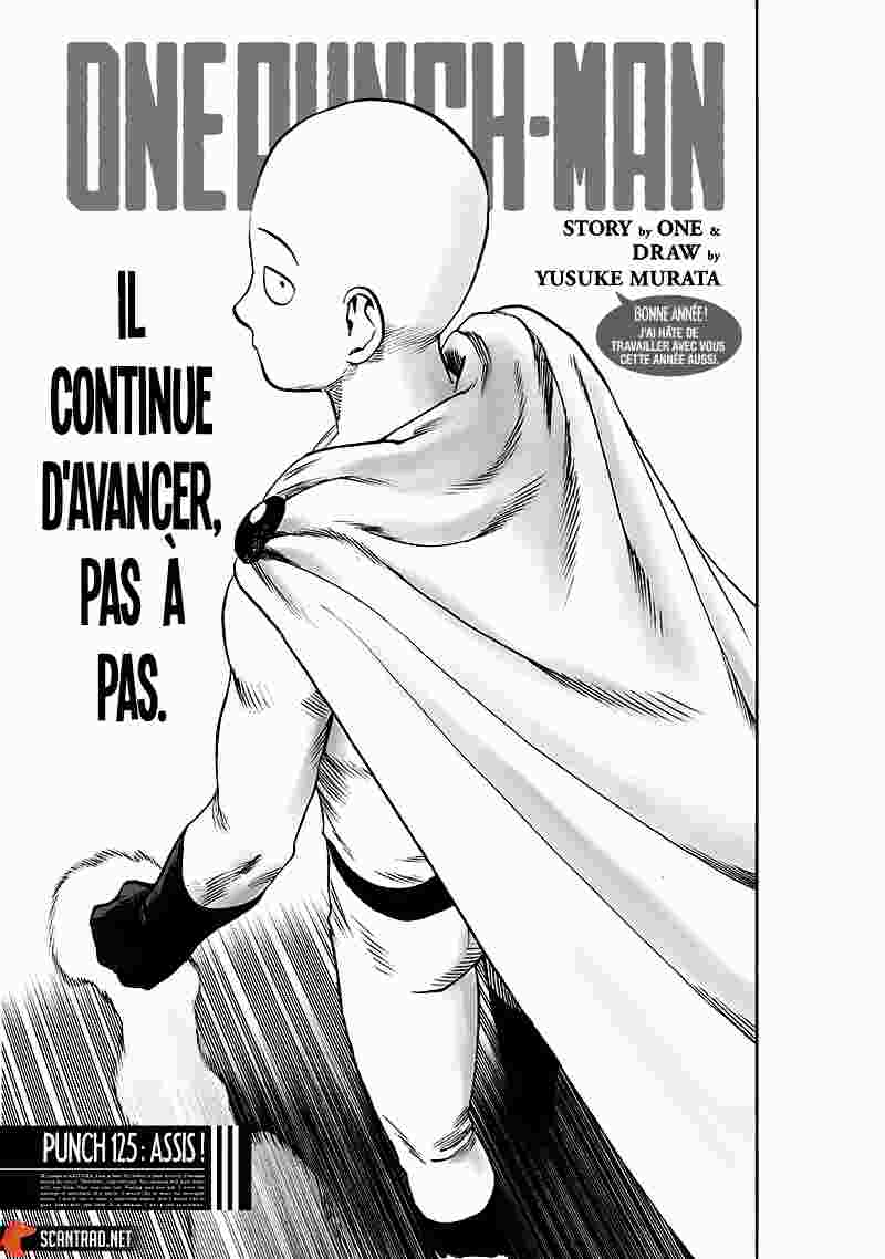 One Punch Man Scna : punch, Punch, Ligne