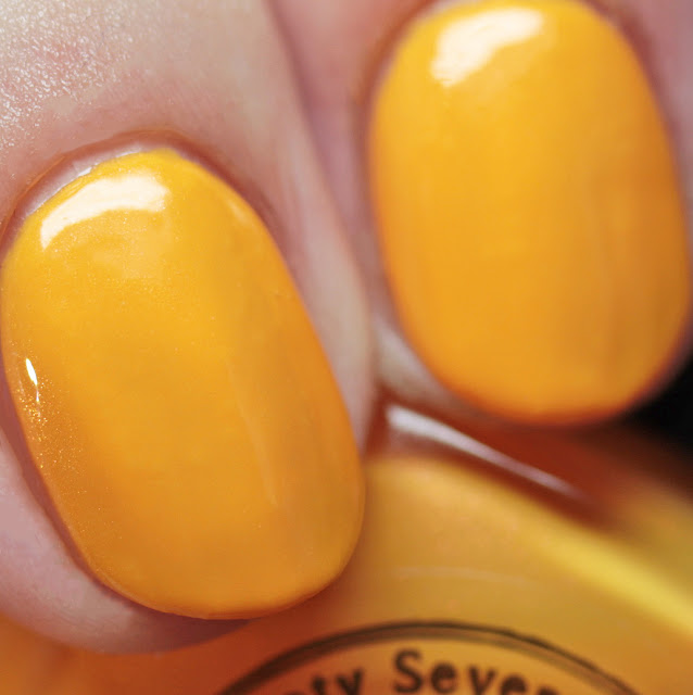 Seventy-Seven Nail Lacquer Yeah Buoy!