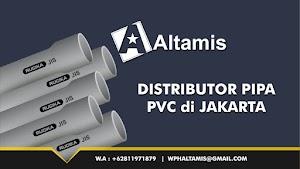 Distributor Pipa PVC di Jakarta Murah