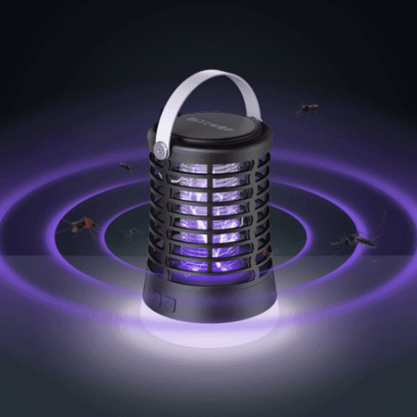 UV Insect Trap Light No Noise and Radiation