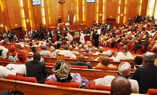 There was no resolution of the Senate that the President should come and address it on issue of national security - Senate disowns House of Reps