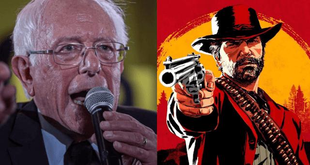 O candidato democrata à Presidência, Bernie Sanders, pede que os desenvolvedores de jogos se sindicalizem