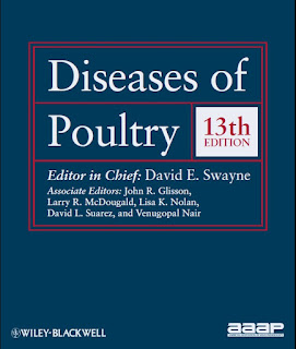 Diseases of Poultry 13th Edition