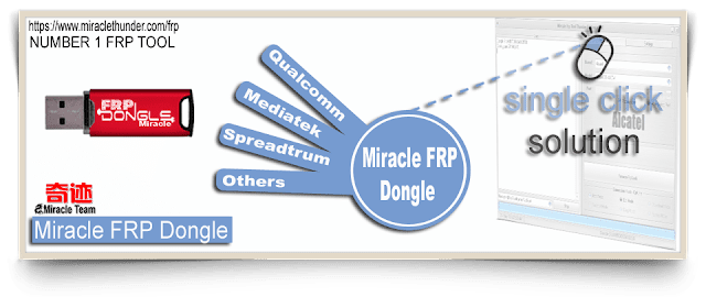 Download Miracle FRP Tool v1.51 Latest Update 2020