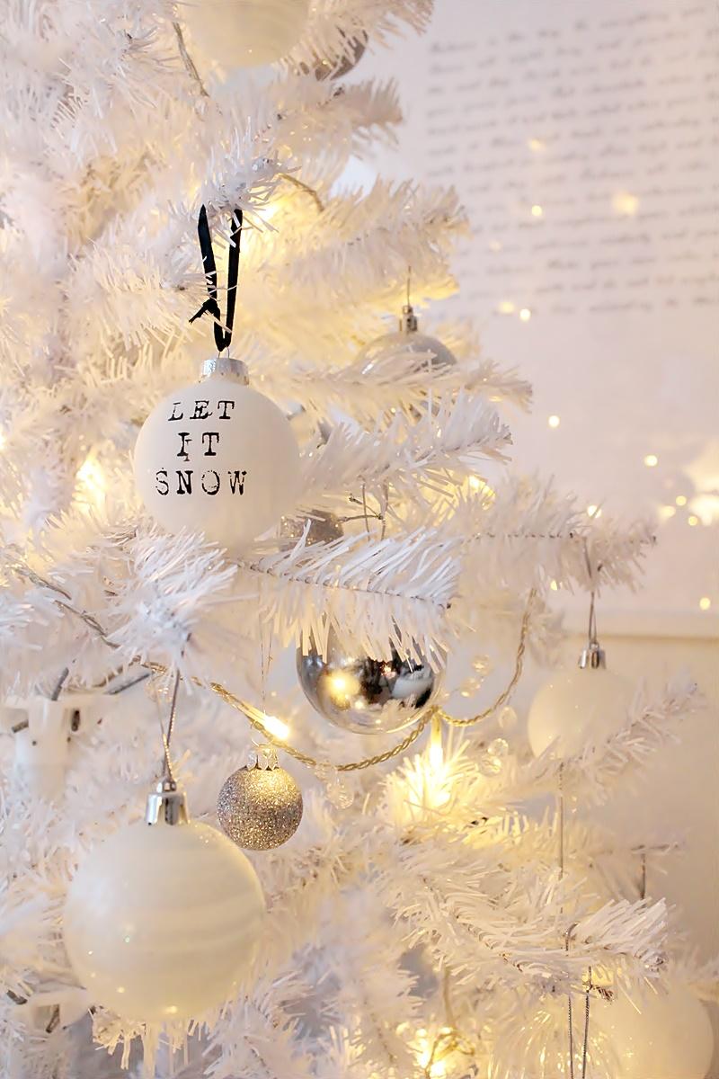 la dolce vita blogi_valkoinen joulukuusi