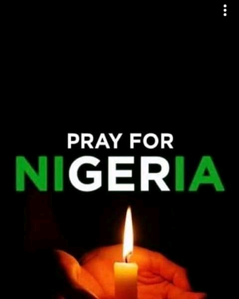 [End Sars] Prayer For Nigeria For Peace.