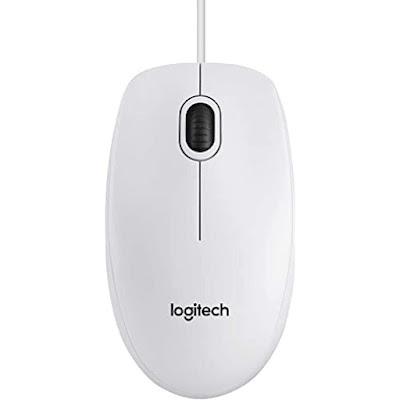 Logitech B100 blanco