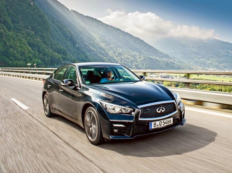 автомобили инфинити - весь модельный ряд и цены в России