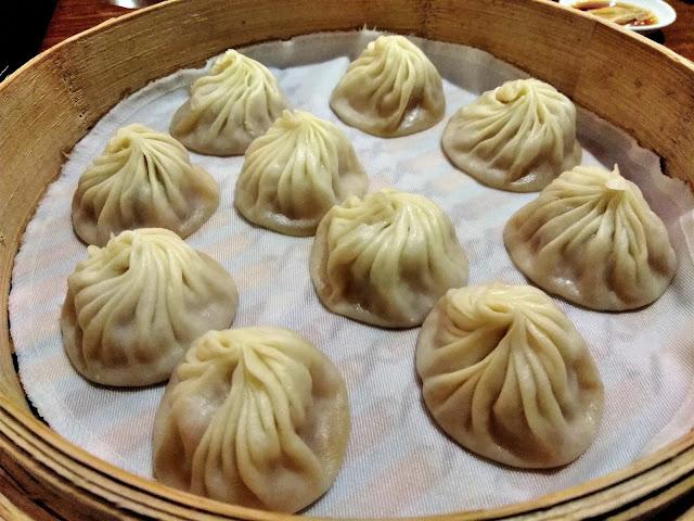 din tai fung xiaolongbao dumplings taipei 101 taiwan