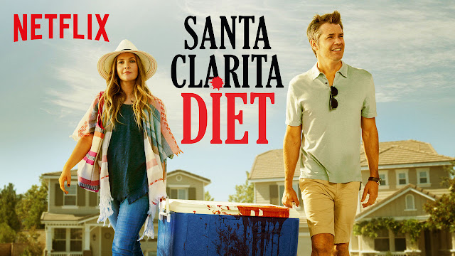 Netflix Santa Clarita Diet