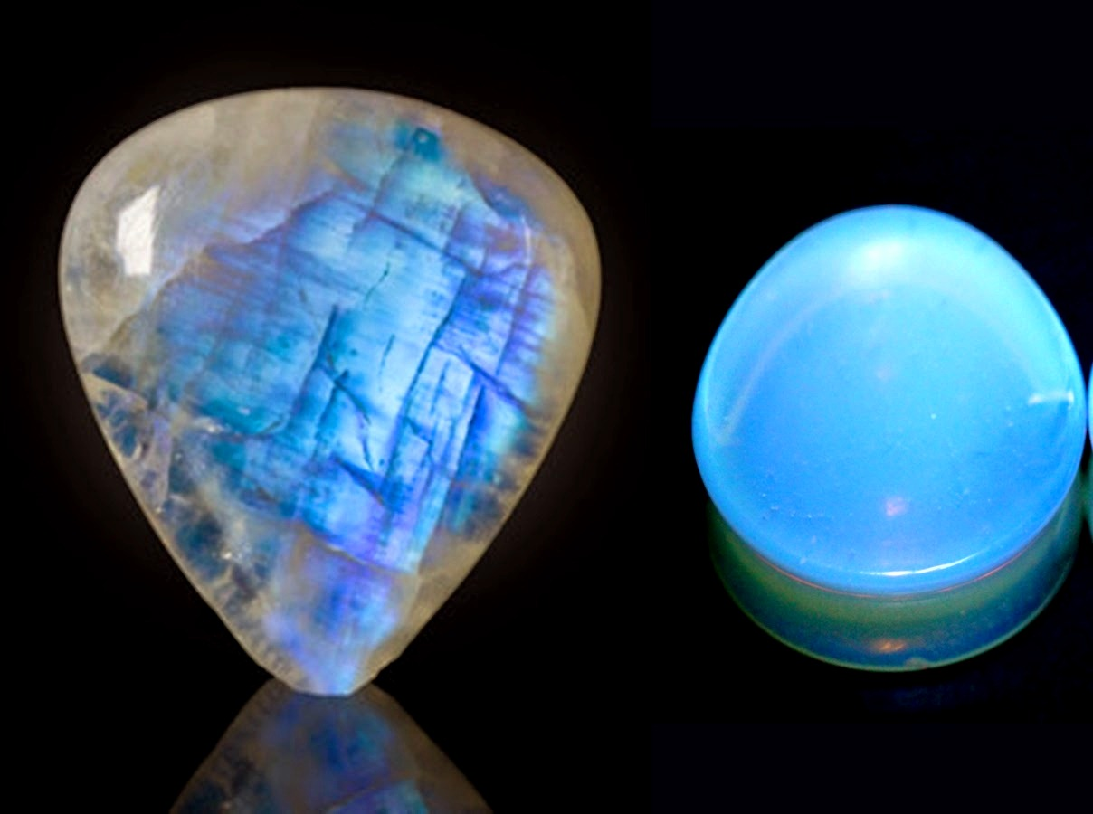What Is The Difference Between Moonstone And Opalite
