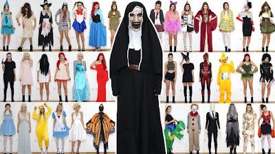 Disfraces caseros del 2018 para halloween