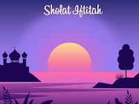 Tuntunan Sholat Iftitah | Sebelum Sholat Tarawih