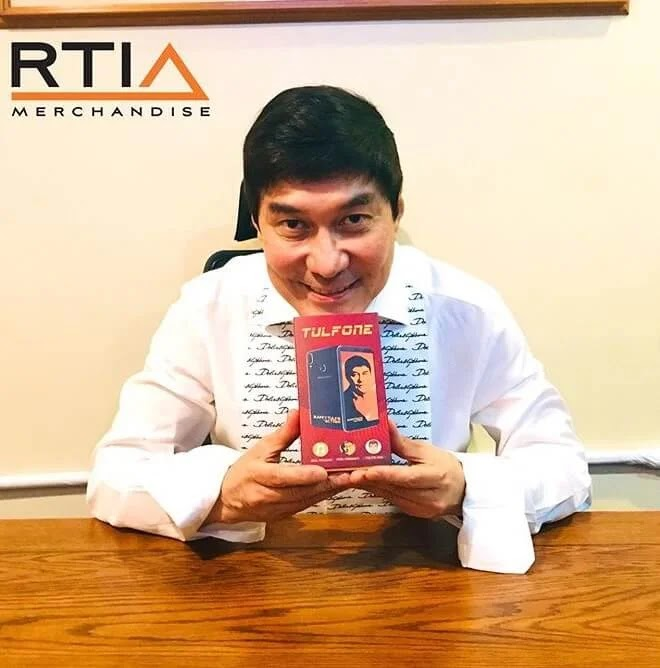 Raffy Tulfo Unveils TULFONE for Only Php3,999