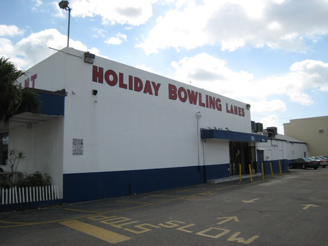 Bowling Building