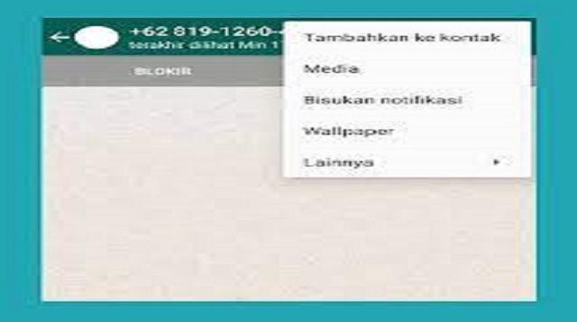 Cara Mengizinkan WhatsApp Mengakses Kontak