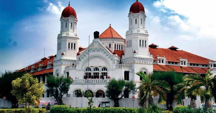 22 Tempat Wisata di Kota Semarang Terbaru yang Direkomendasikan