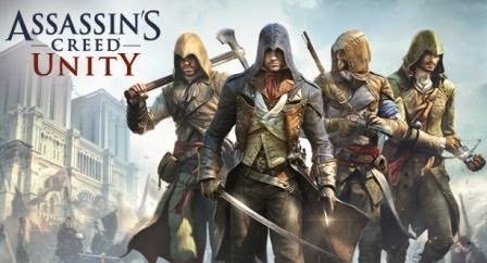 gambar game assassins creed unity ubisoft