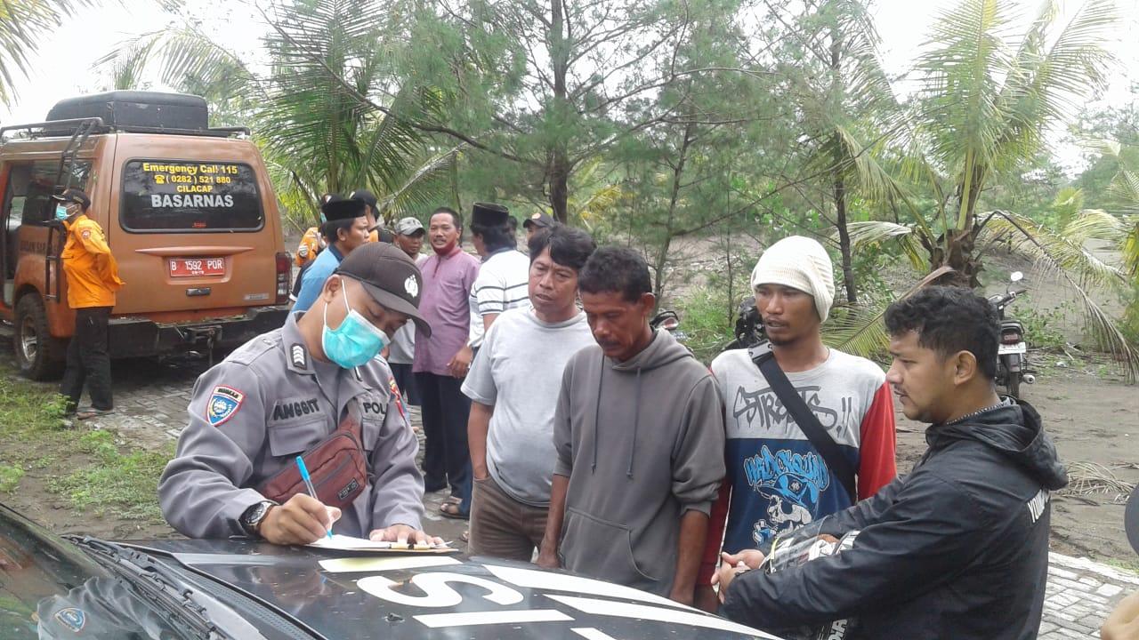 Sempat Hilang, Remaja Kebumen Ditemukan Meninggal di Tepi Pantai