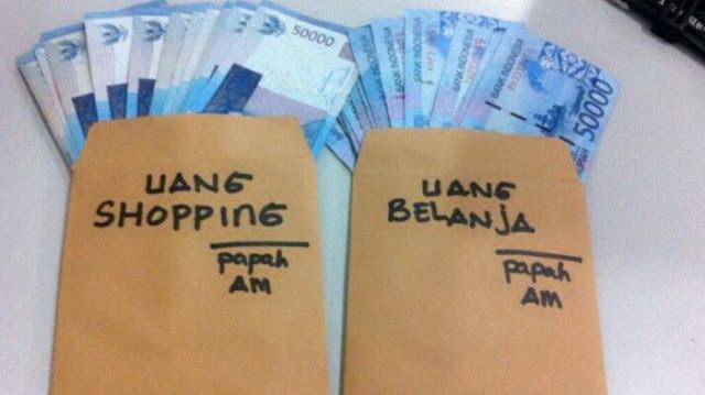 `Uang Nafkah dan Uang Belanja Itu Beda` Semua Istri Pasti Setuju, Tapi Baca Dulu Penjelasannya