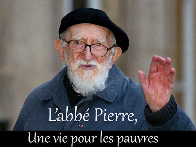 L'Abbé Pierre, une vie pour les pauvres