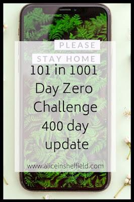 101 in 1001 day zero challenge