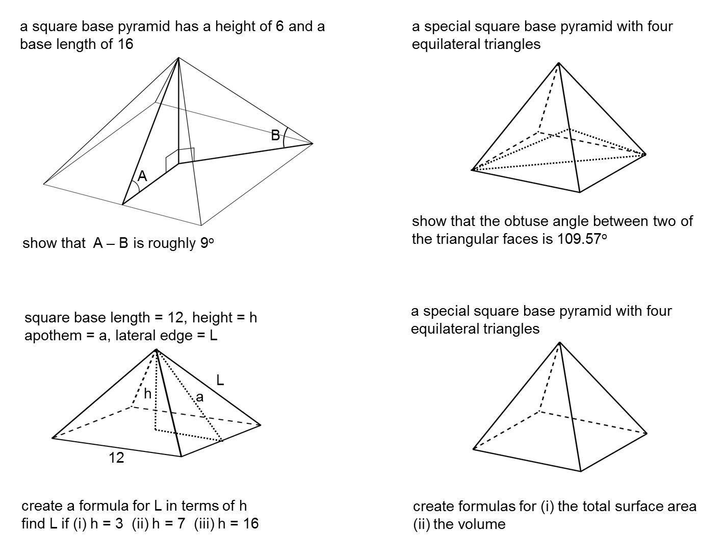 Median Don Steward Mathematics Teaching 3d Trigonometry