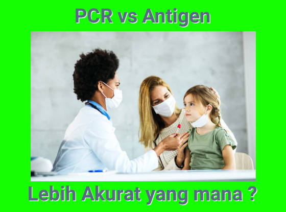 Lebih Akurat Mana Test PCR vs Rapid Test Antigen