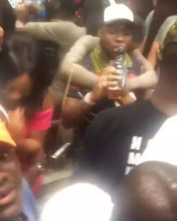 Image result for Who Is The Slay Queen Hugging Davido Like That?