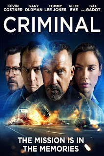 Criminal 2016 Dual Audio ORG 720p BluRay