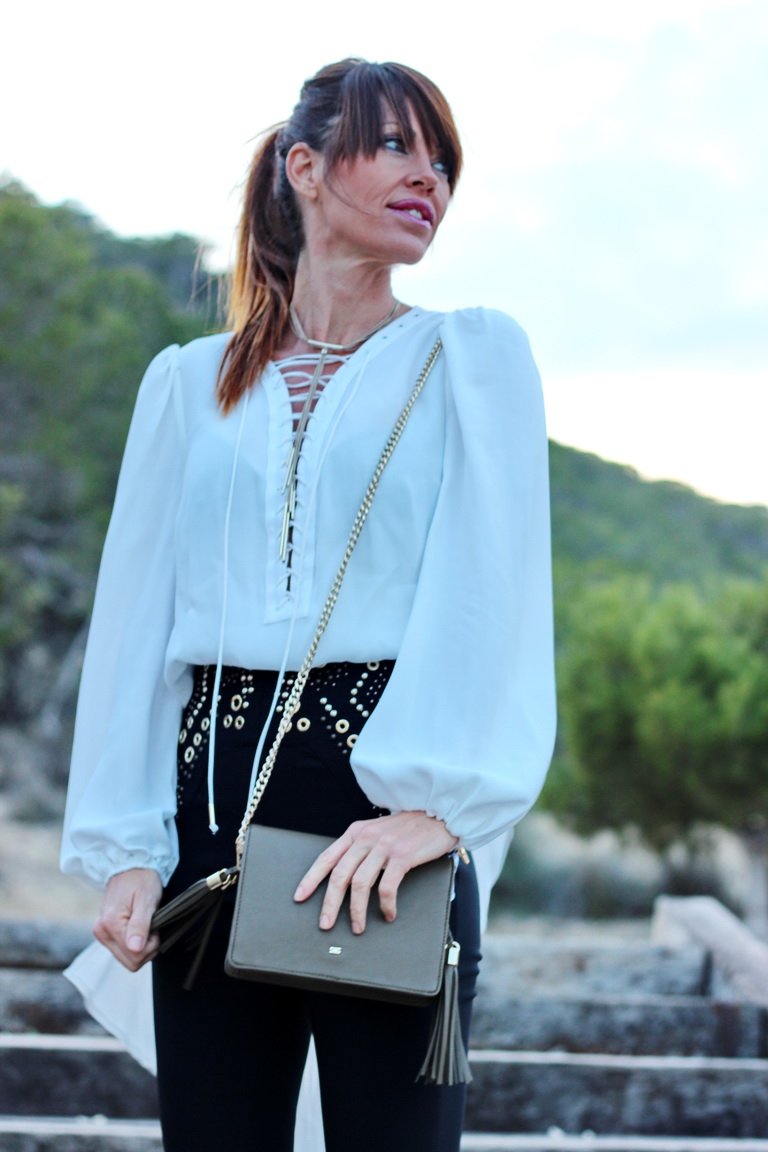 Trendy Guardamar, Guardamar shopping, Elisabetta Franchi, streetstyle, Fashion Blogger,