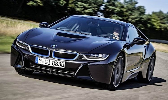 2017 BMW i8 Release Date