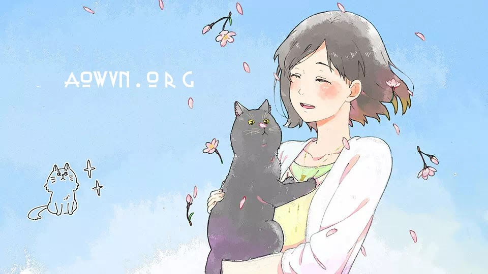 AowVN.org min%2B%25282%2529 - [ Anime 3pg Mp4 ] Kanojo to Kanojo no Neko : Everything Flows| Vietsub