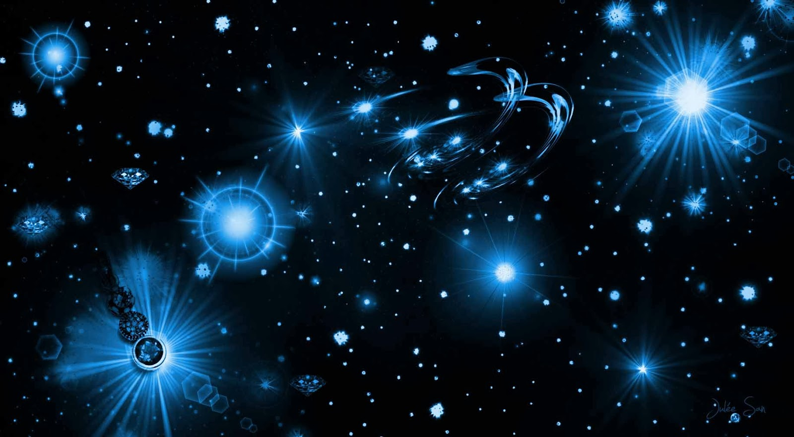 Hd Wallpapers Blog: Starry Night Wallpapers