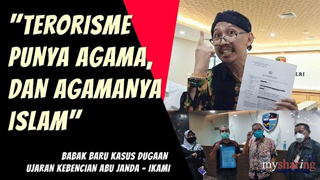 Polisi Mulai Penyelidikan Kasus Ujaran Kebencian Abu Janda