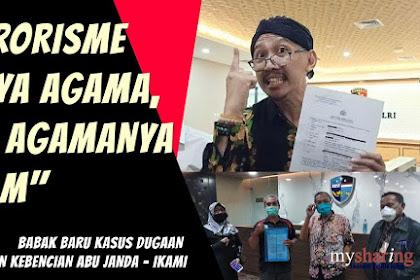 [Video - Pernyataan Abu Janda]  Polisi Mulai Penyelidikan Kasus Ujaran Kebencian Abu Janda