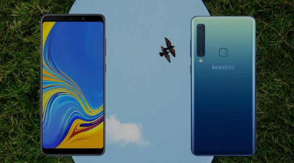 Cara Screenshot Samsung A9 2