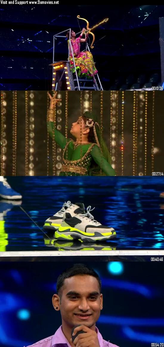 Super Dancer 18 July 2021 HDTV 480p 280MB