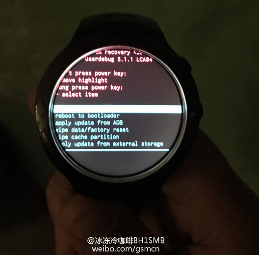 "Informasi Teknologi - Smartwatch ""Halfbeak"" HTC"